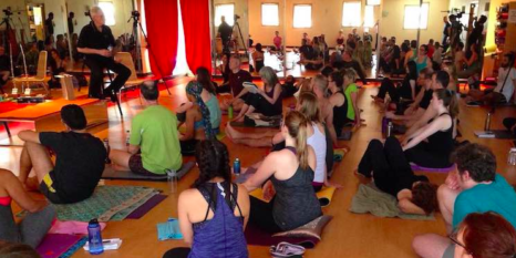 Got Your Back workshop with Dr. Stu McGill and Pranalife Yoga yoga Waterloo with Asia Nelson
