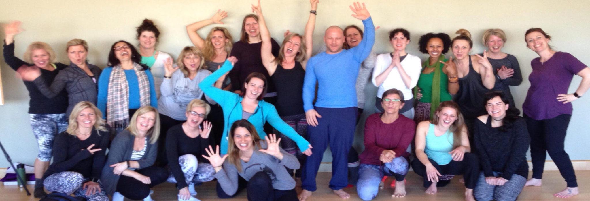 Pranalife Yoga Teacher Training with Asia Nelson yoga Waterloo Kitchener Guelph Cambridge Toronto
