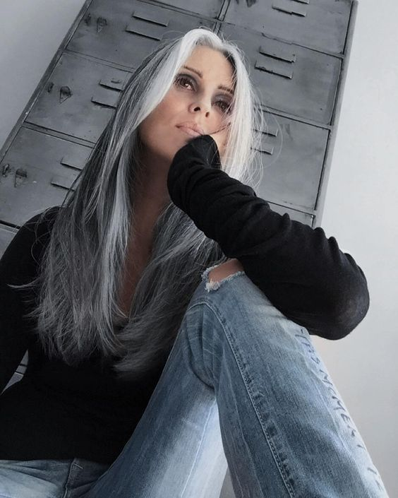 grey is beautiful!