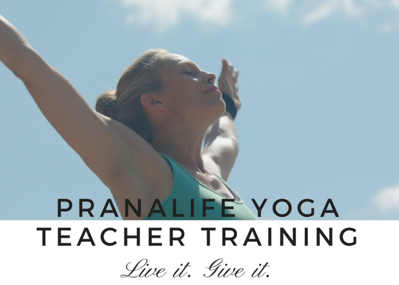 Become a Certified Yoga Teacher, with Pranalife Yoga Teacher Training
