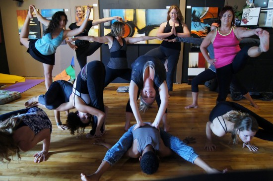 Pranalife Yoga Teacher Training - sign up today!