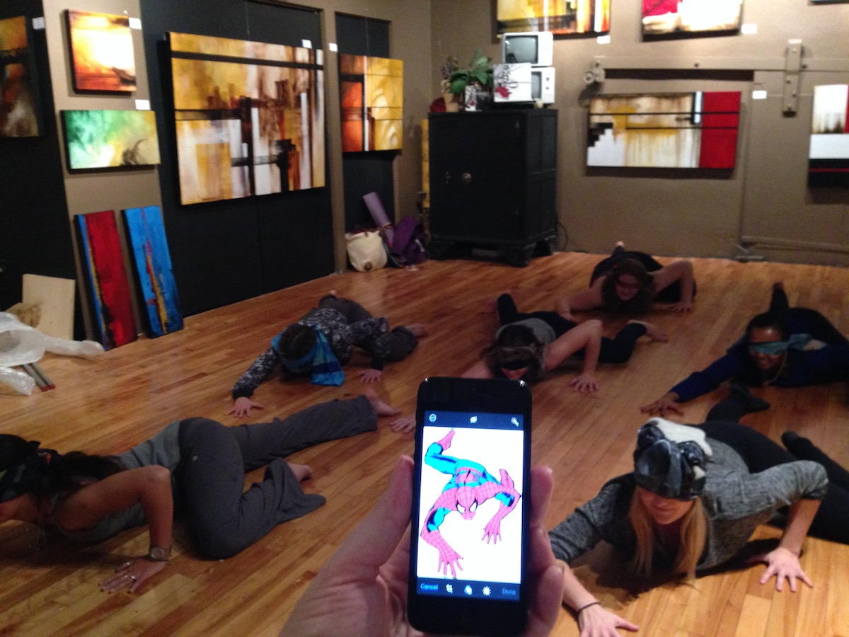 Pranalife Yoga Teacher Training Creative Cueing for yoga classes