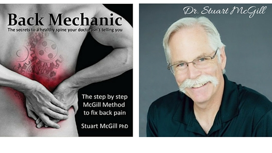 Buy dr mcgills back mechanic and start healing your back pain today back mechanic by dr stuart mcgill solutioingenieria Images