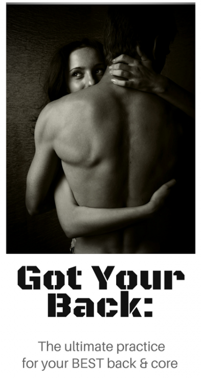 Got Your Back with Dr. Stu McGill and Pranalife Yoga