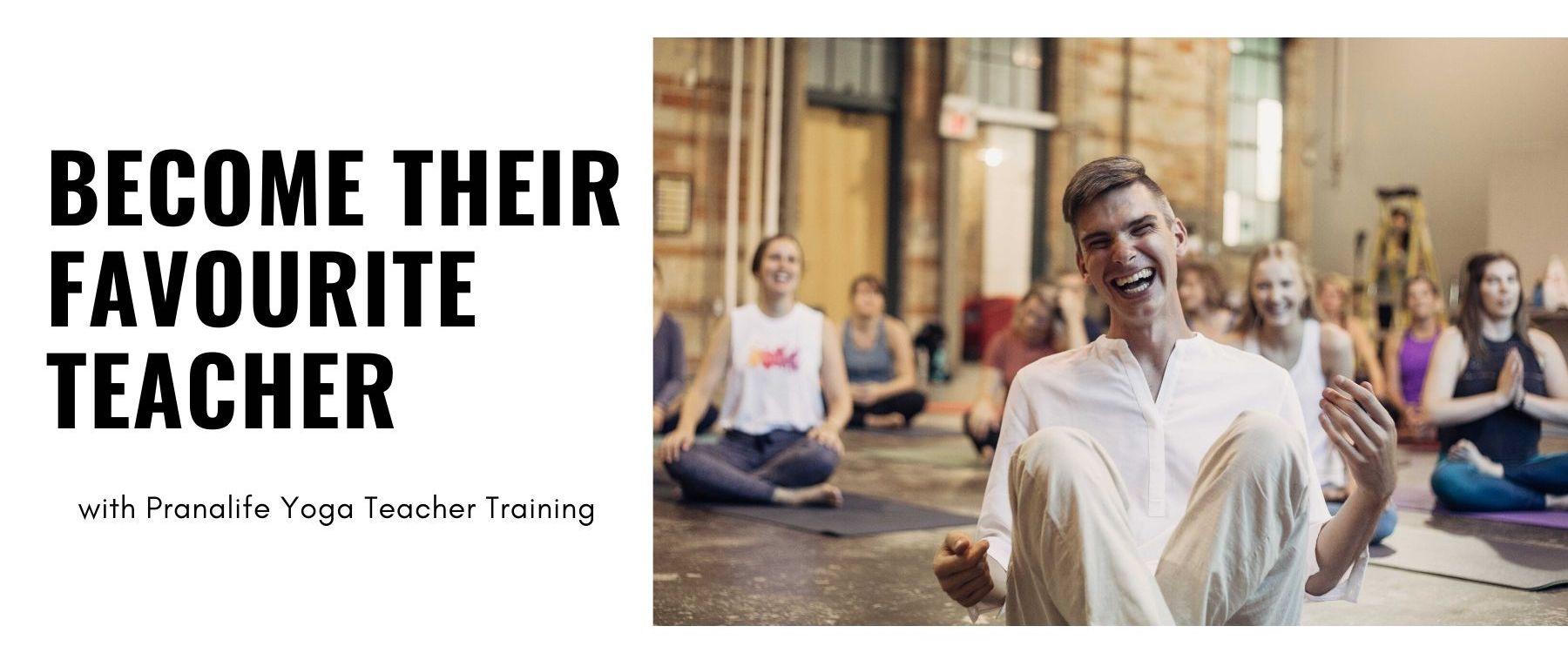 Become A Certified Yoga Teacher With Pranalife Yoga Teacher Training