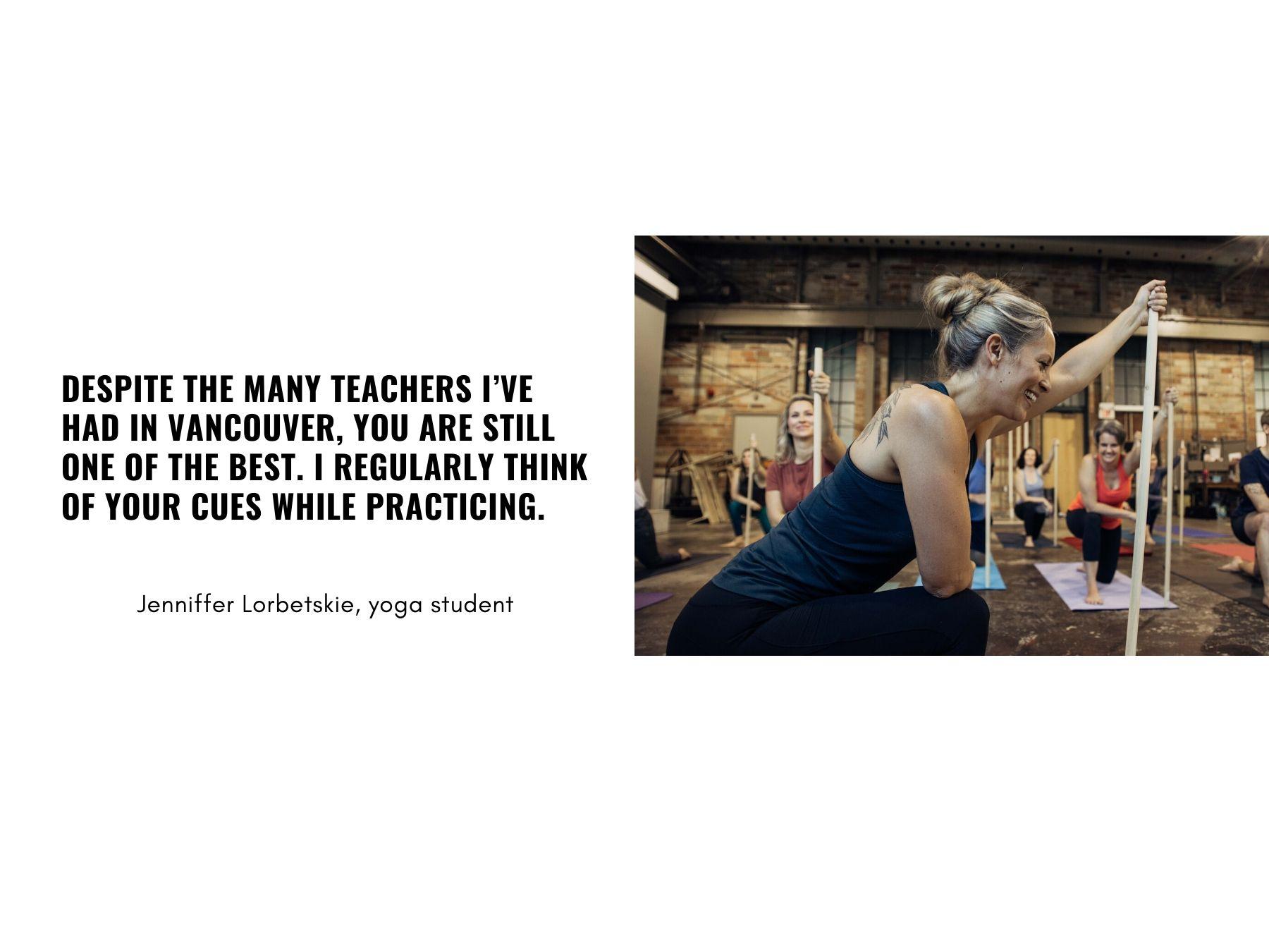 Pranalife Yoga Teacher Training with Asia Nelson in Kitchener Waterloo